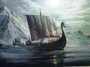 Скандинавия - край суровых легенд и белого снега