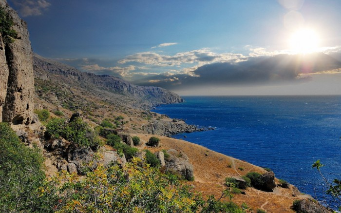 Поездка на Черное море