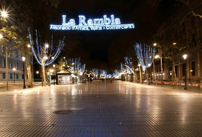 Бульвар Рамбала, Барселона