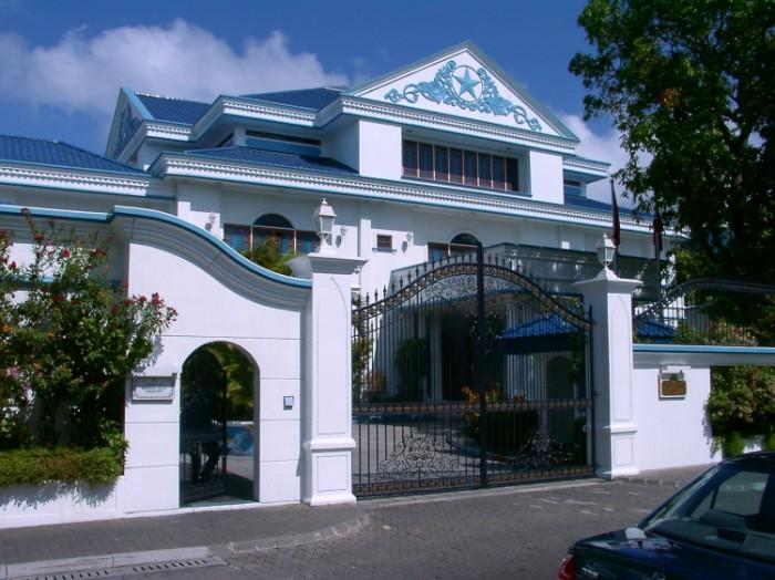 Мальдивы. Национальный музей