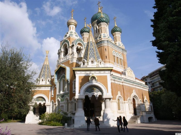 Церковь чудотворца Николая и великомученицы царицы Александры