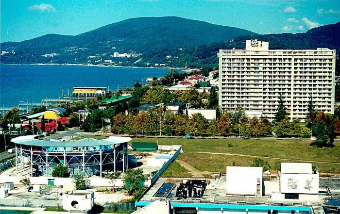 Самый популярный курорт России