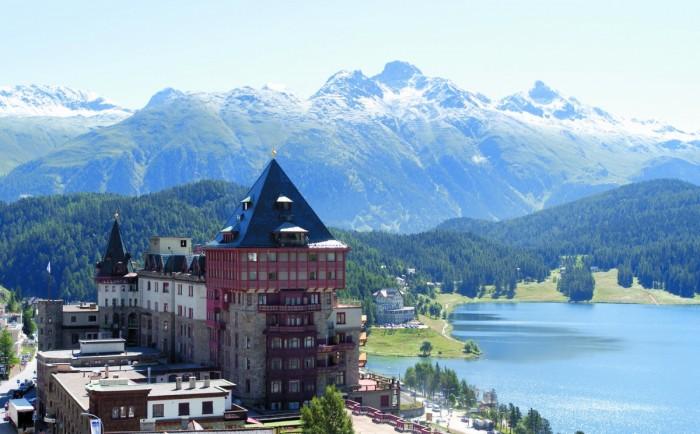 Приветливая Швейцария