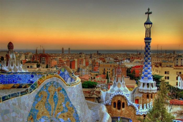 Многогранность Барселоны
