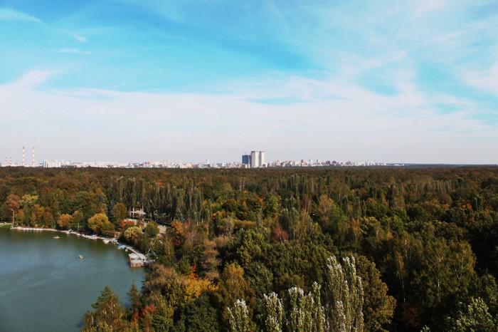 Островок спокойствия в центре Москвы