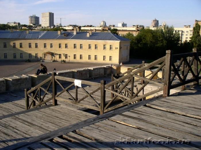 Экскурсионный тур по Киеву. Главный военный госпиталь