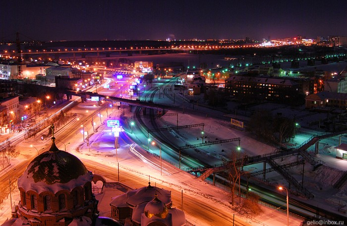 Столица Сибири