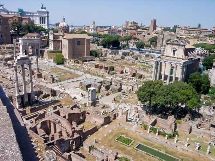 Путешествие в Рим. Памятка туристам