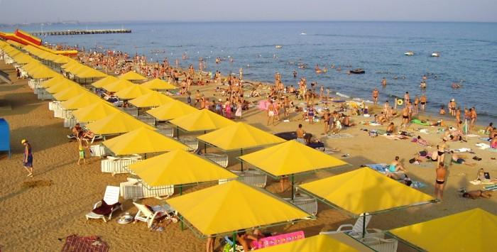 Феодосия – Богом данный город-курорт