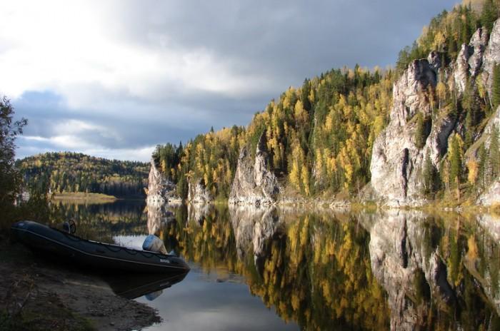 Активный отдых на Урале