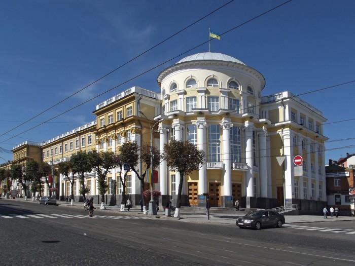 Экскурсии по Украине: Одесса, Чернигов, Винница