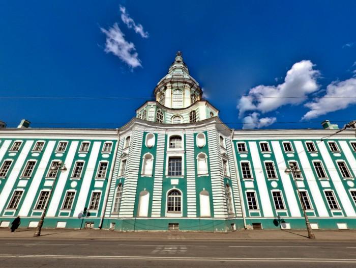 Кабинет редкостей в Санкт-Петербурге