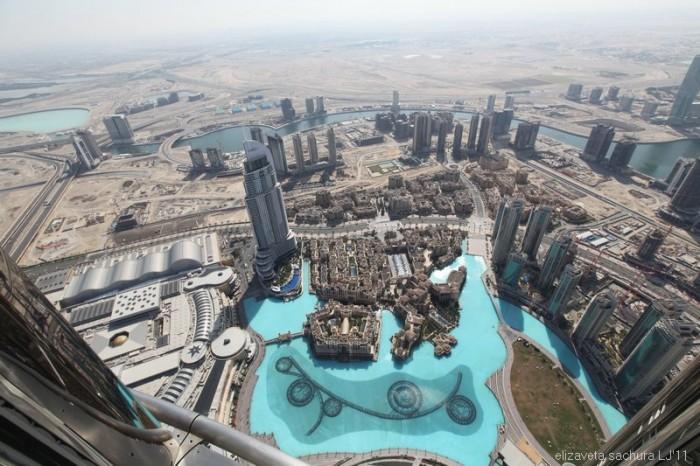Самое высокое здание на планете