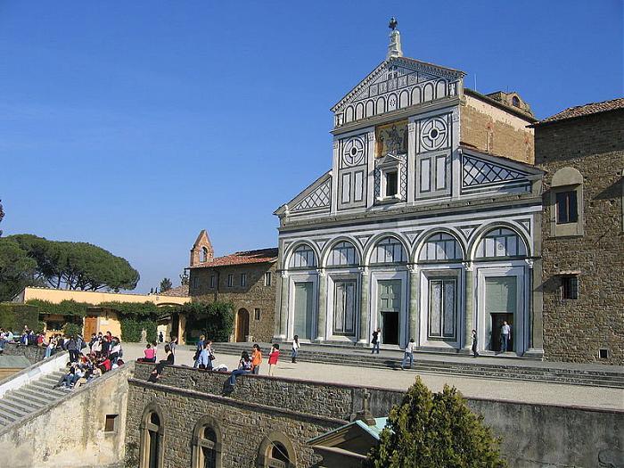 Базилика ди Сан-Миниато аль Монте