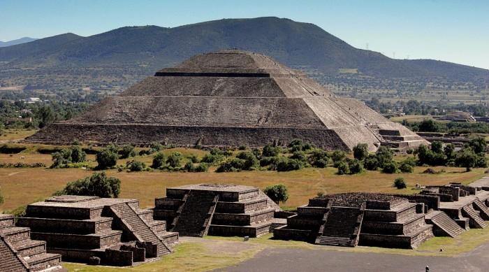 Отдых в Мексике. Теотиукана