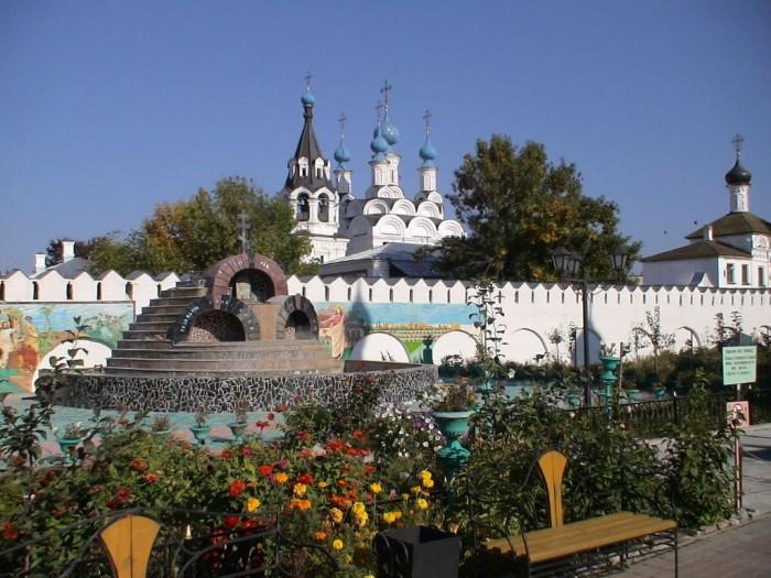 Троицкий монастырь в Муроме