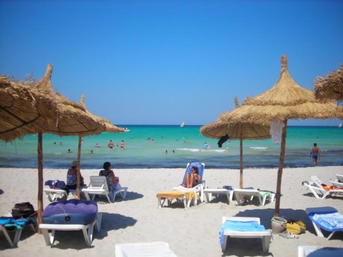 Тунис: на пути к пустыням. Карфаген