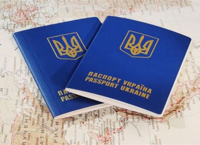 Новый закон на Украине по выдаче загранпаспортов