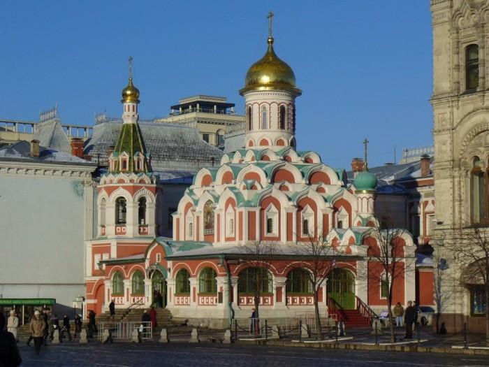 Казанский собр, Москва