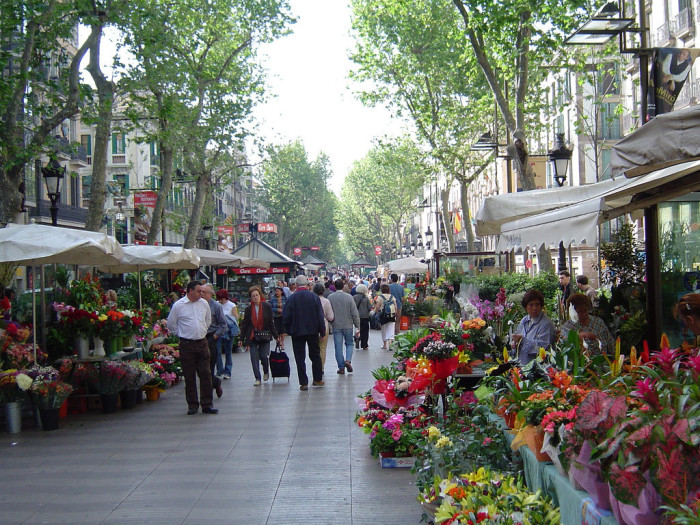 Бульвар Ла Рамбла