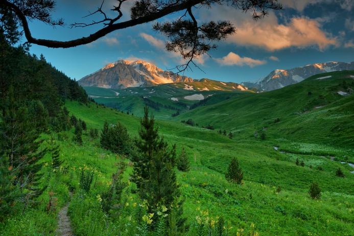 Незабываемый отдых в горах Адыгеи