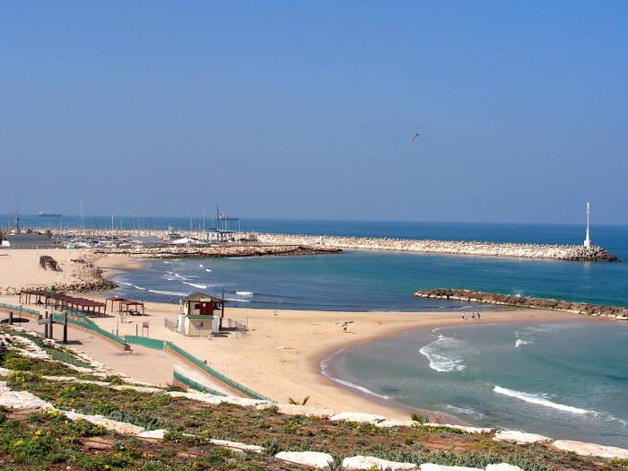 Пляжи Израиля