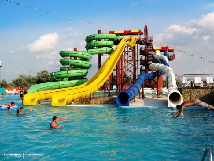 Аквапарки в НовосибирскеАквапарки в Новосибирске