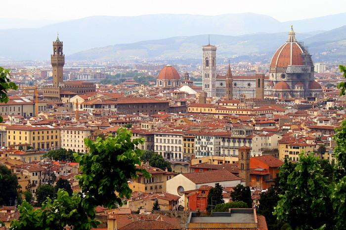 Автобусные туры в Италию и Францию