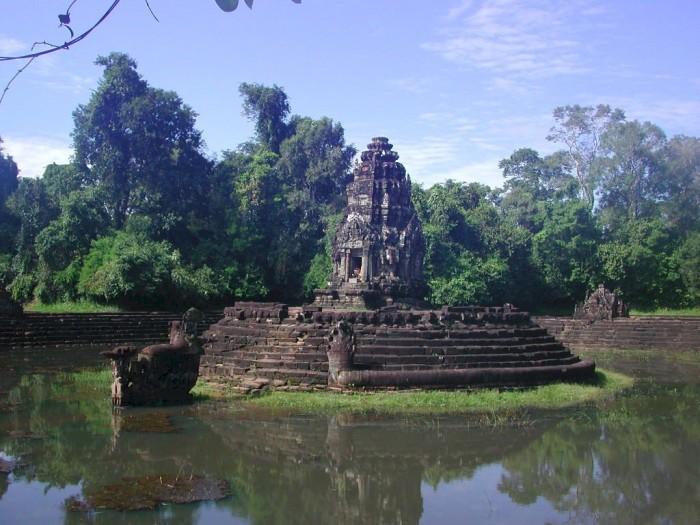 Живописный Лаос