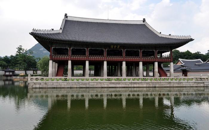 Сеул, дворец Кёнбоккун