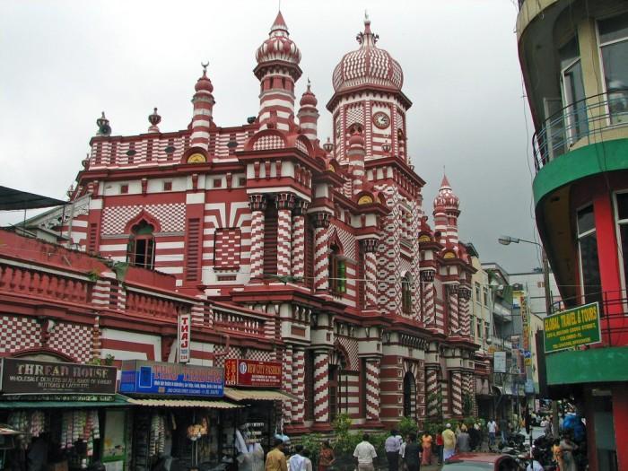 Экскурсии в Шри-Ланке. Коломбо