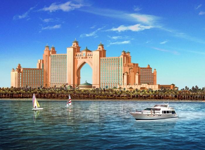 Объединенные Арабские Эмираты приглашают отдохнуть
