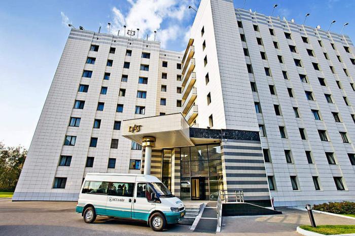 гостиница домодедово