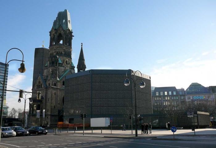 церковь памяти Вильгельма Кайзера