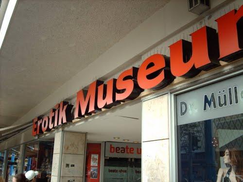 Музей Эротики Беате Узе.