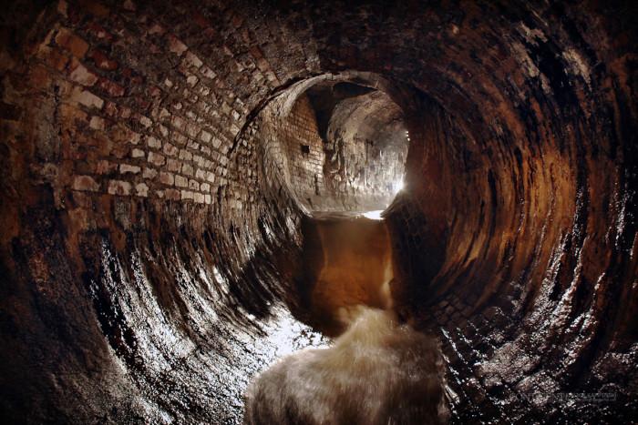 подземная москва