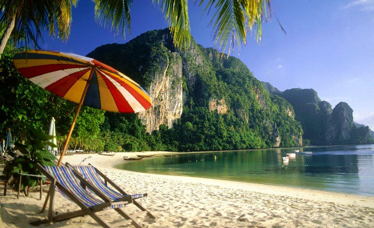 Путешествие по островам таиланда