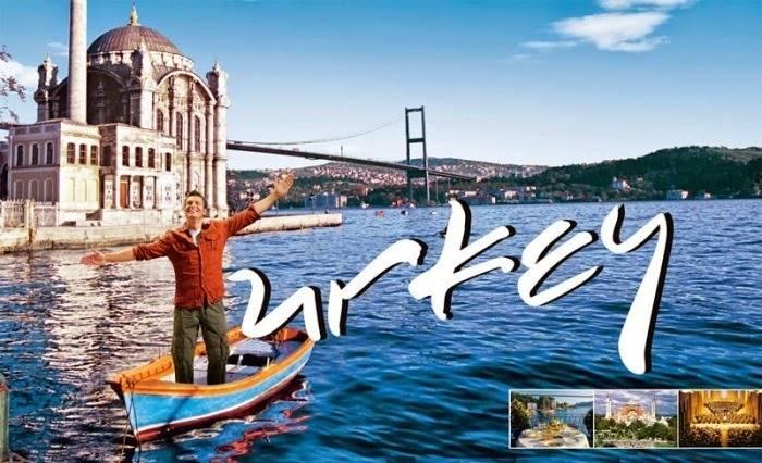 Путешествие по Турции