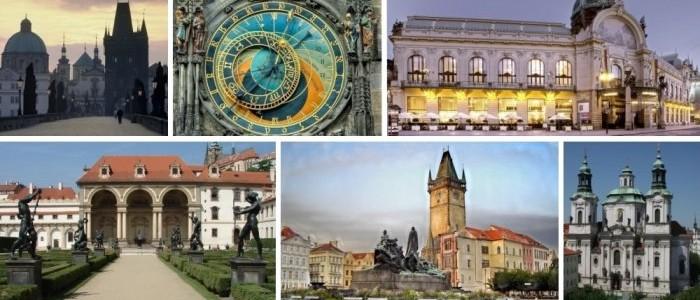 Самостоятельно в Прагу