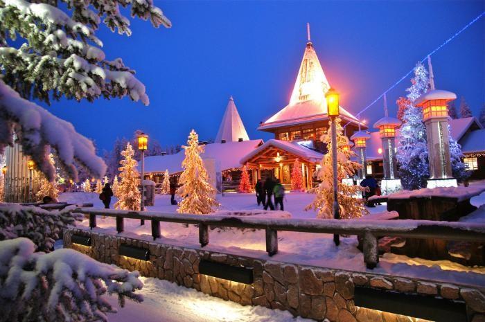 Рождественские традиции Финляндии