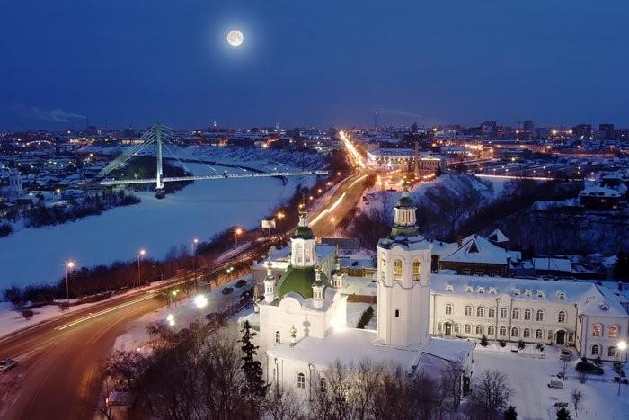 Тюмень - «Ворота Сибири»