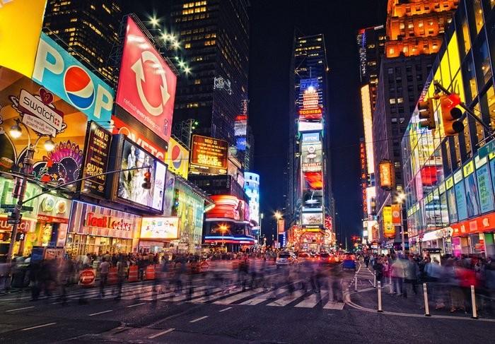 """Нью-Йорк как """"гигантский спортивный центр"""""""