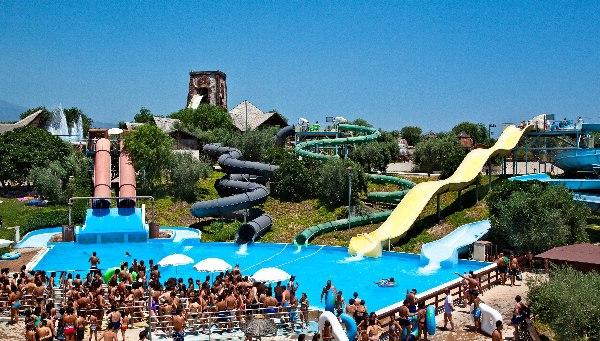 Парк развлечений «Etnaland»
