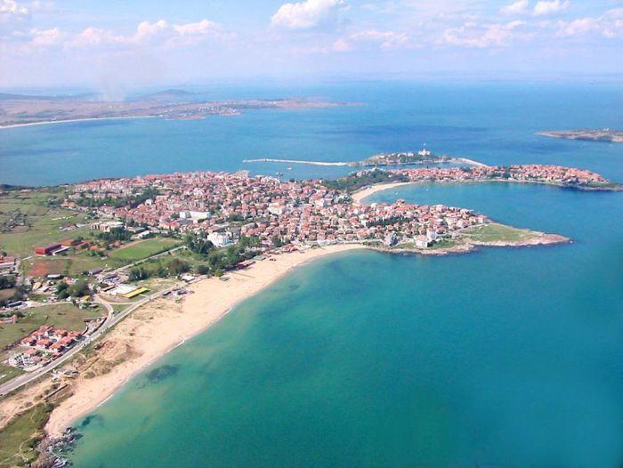 Отдых на море в Румынии