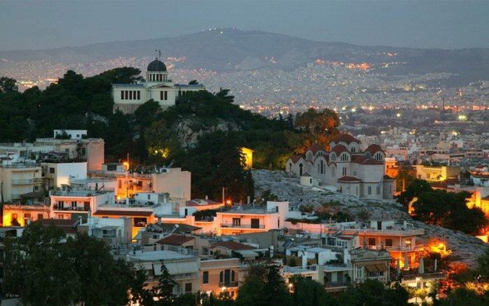 Лариса — прекрасный город в Греции