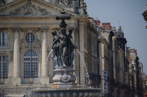 Столица виноделия - Бордо