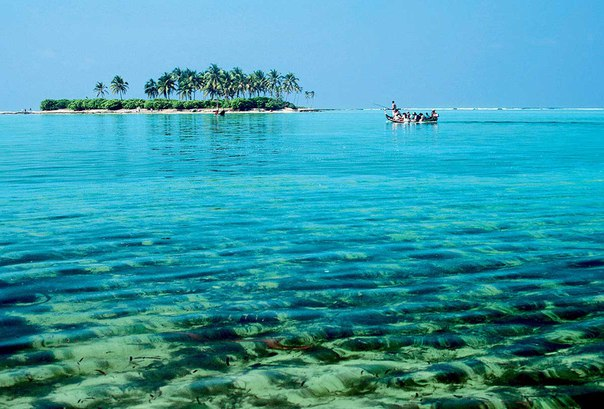 Острова Лакшадвипа