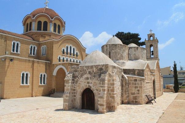 Церкви старой Фамагусты