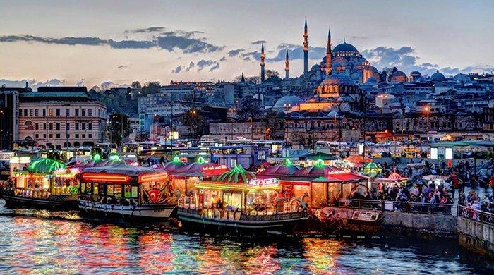 Отдых по – турецки