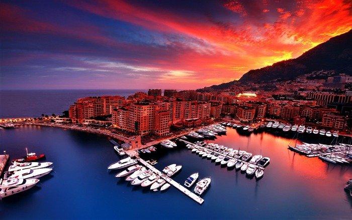 Карликовое княжество Монако